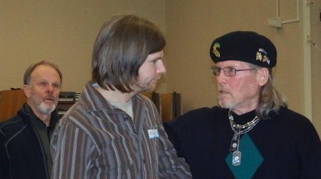 Feast of Crispian actor-veterans