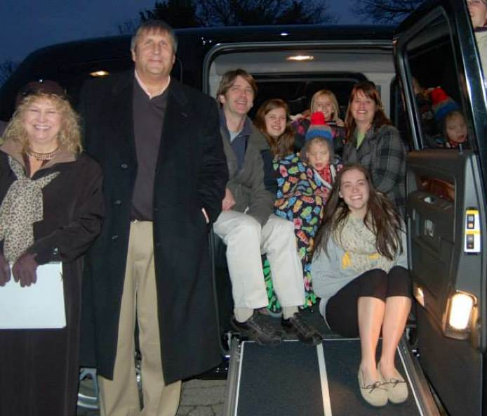 Gretchen and family new RV1