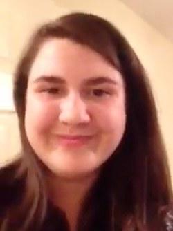 Mariah Burton-selfie