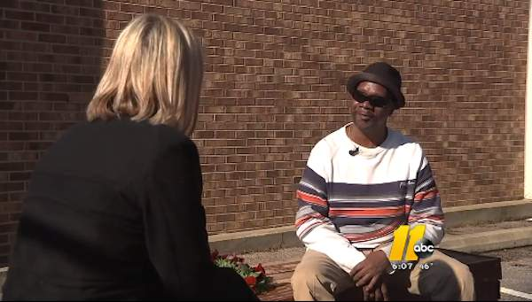 homeless man finds family-ABC11video