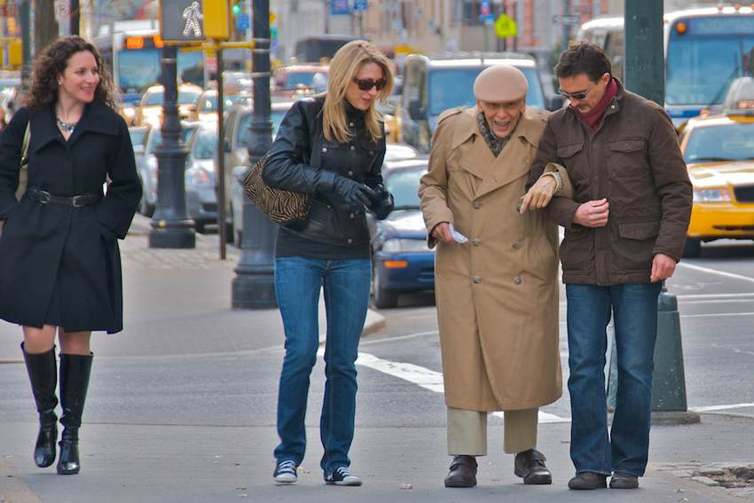 kindess for elderly city Ed Yourdon