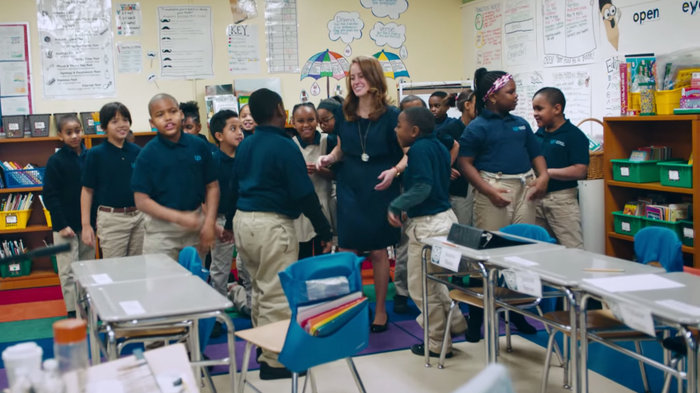 teacher-dorchester-with-students-CapOnevideo