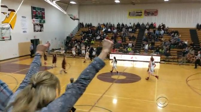 Climax-Fisher High School girls basketball footage