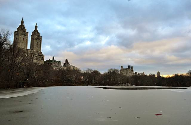 January in Central Park by Gigi_NYC-CC