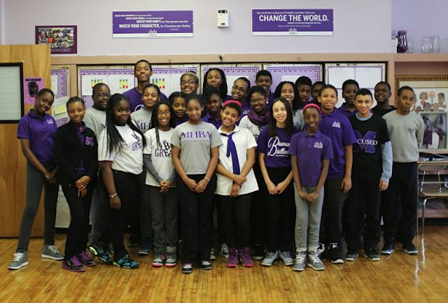 Mott Hall Bridges Academy-HONYphoto