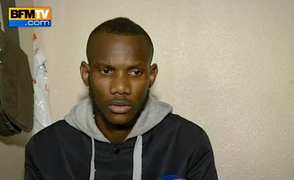 Muslim-shopkeeper-Lassana Bathily-BFMTV
