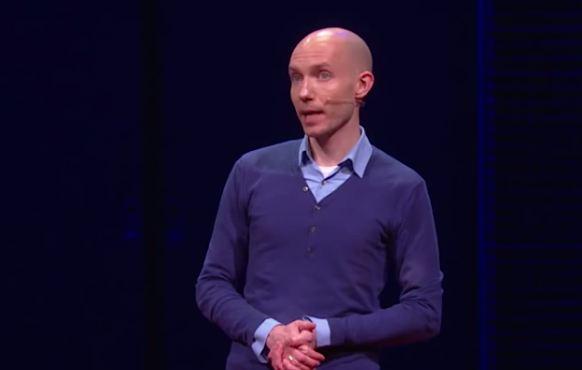 Sergio van Santvoort Vorst-TedTalkx-500px