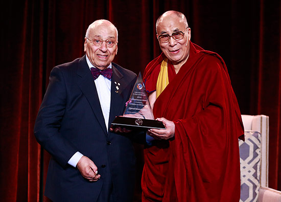 dalaiLama with-Djavad Mowafaghian