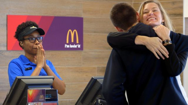 mcdonalds-loving contest hug-releasedvideo