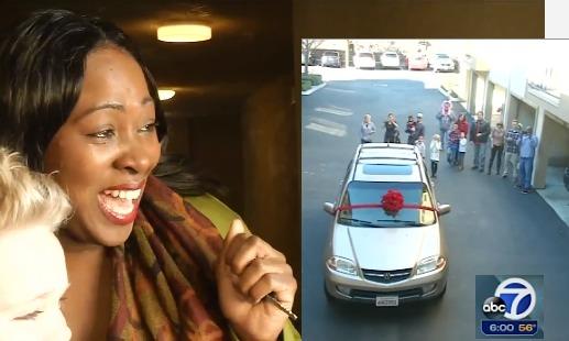 new-car-surprise-for-San Ramon family-KGO-7-vid-mashup