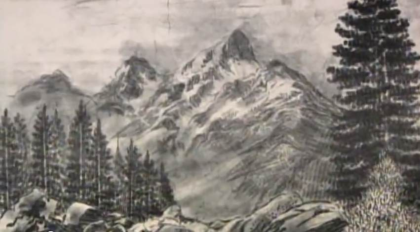 typewriter-art-by-PaulSmith-Mountain-Youtubegrab