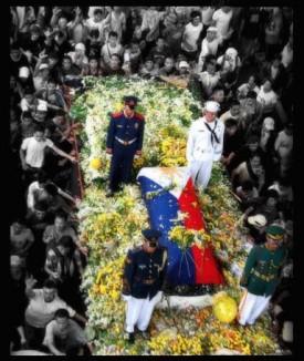 Corazon Aquino funeral procession-CC-Richel King