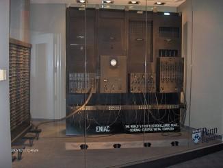ENIAC at Univ of Penn