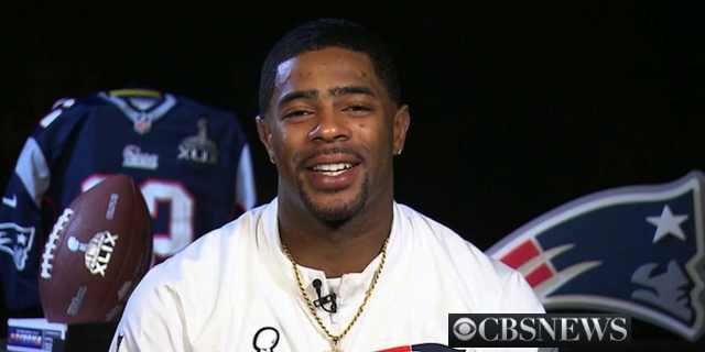 Malcolm Butler Football Star CBSThisMorningVid