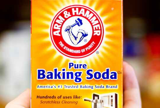 Baking Soda Could Eliminate CO2 Emissions From Atmosphere - Good