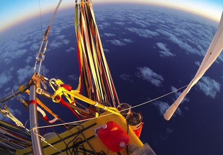 balloon earth aerial TwoEagles-TroyBradleyrelease