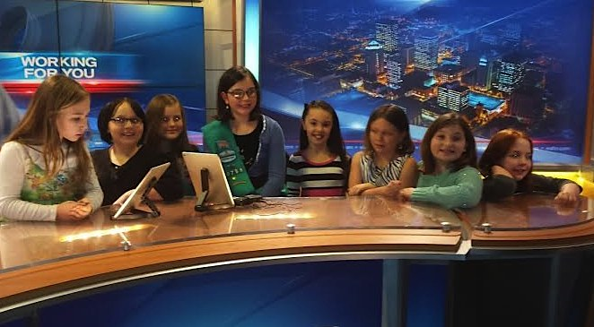 girl scouts donate-cookie-money-submitted DanaDickson