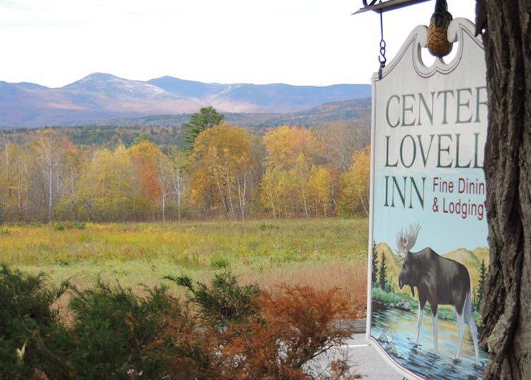 Center Lovell Inn in Maine