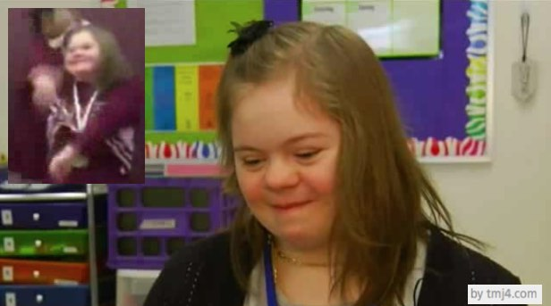 Down-syndrome-cheerleader-DeeAndrews-WTMJvid-mashup