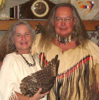Larry-Karen-Whitefeather-Fisher_FB-Thunder Eagle Wildlife