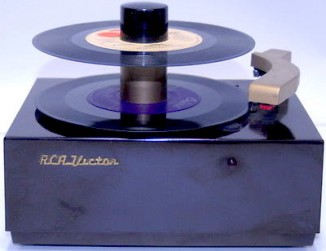 RCA Victor 45 rpm record player-ebay-enhanced