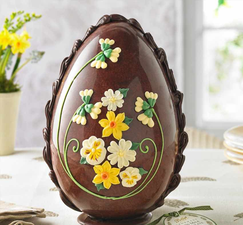 Charities Win With Every Bite Of 350 Pound Easter Egg