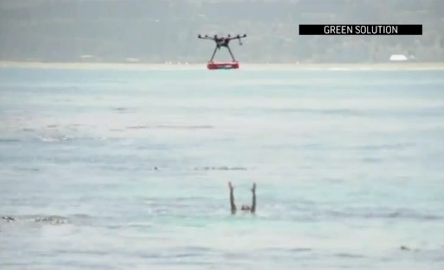 drone-lifesaver-Chile-GreenSolution-YouTube