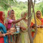 111 trees planted-India-women