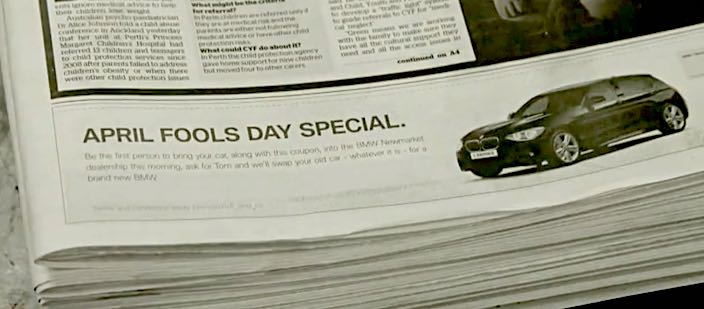 April-Fools-day-Ad-BMWNewZealandDealer