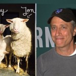 Jon_Stewart_CC-DavidShankbone-and sheep-FarmSanctuary-blog