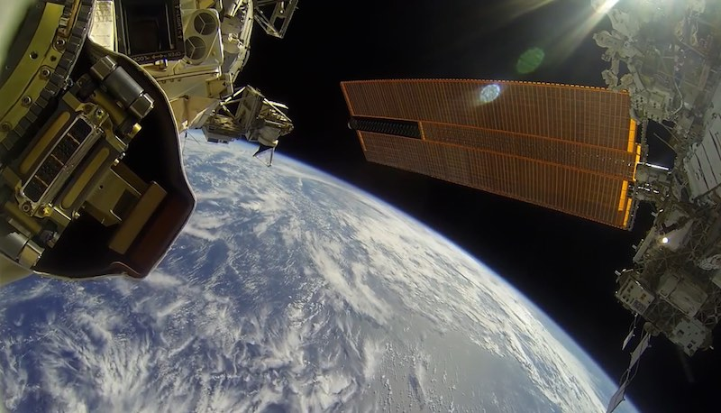 NASA-gopro-spacewalk view-2015
