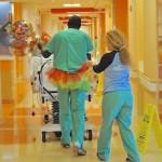 Nurse in_TuTus_JoeDimaggioHospital_courtesy