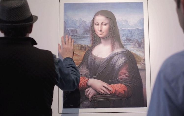 Prado museum-blind-touch-paintings