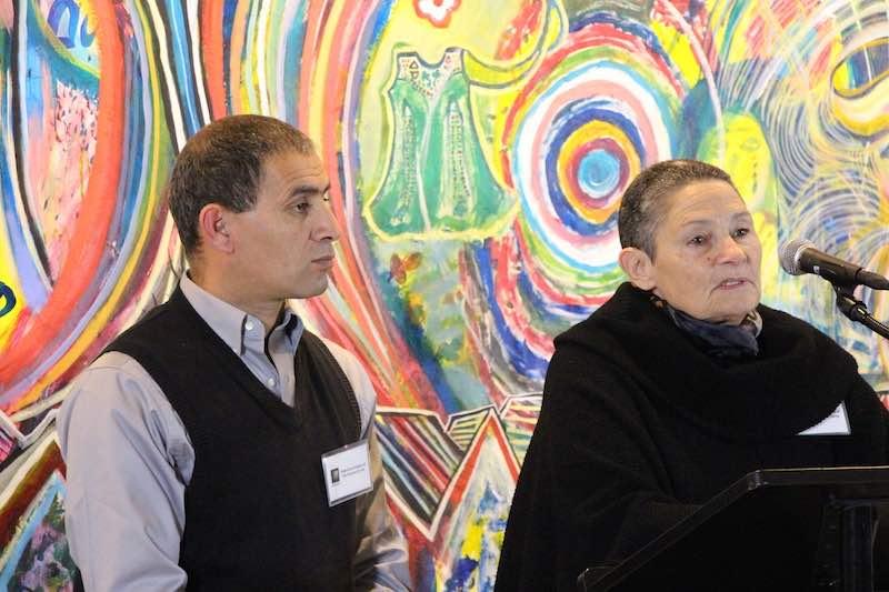 Robi and Bassam ParentsCircle-Peace Mural-800px