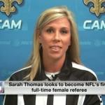 Sarah Thomas-NFL-official
