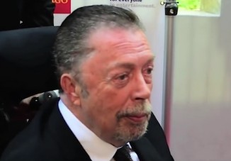 Tim Curry-2015-wheelchair-youtube