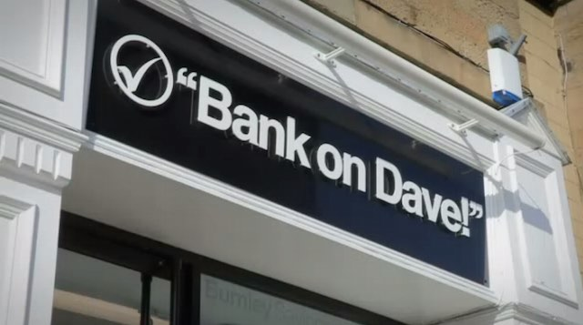 bank on dave sign-youtube