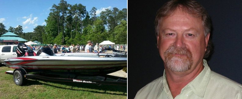 boat giveaway-Fred Tillman McMahon-FB Page