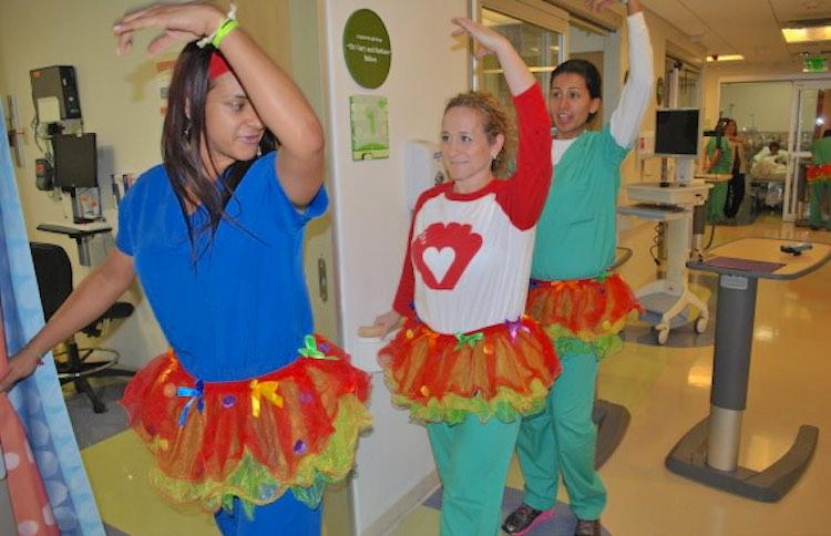 nurses_TuTus_JoeDimaggioHospital_courtesy