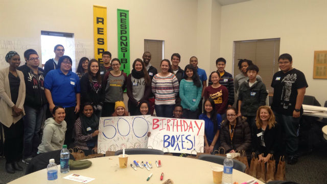 500 birthdays simon says givve nonprofit submitted