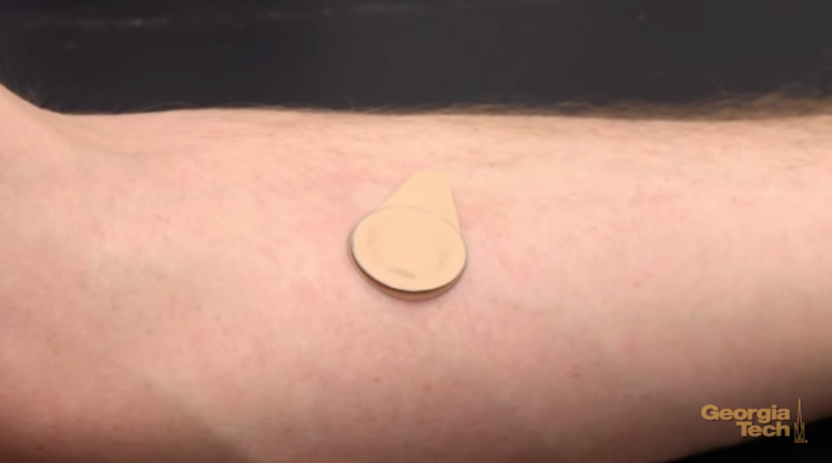Band-aid-vaccine-photoby-Georgia-Tech-video-screengrab