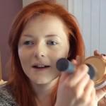 Blind Vblogger Lucy Edwards CC Screenshot YouTube Video