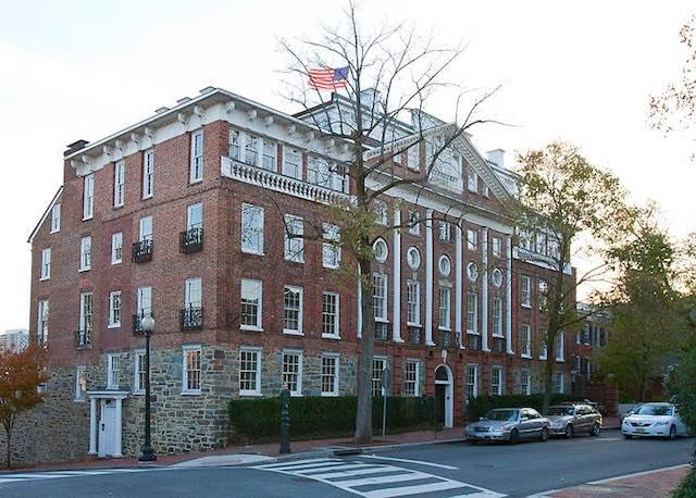 Halcyon House-Georgetown-FB