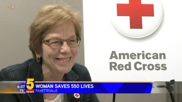 Jeanie-Baltz-blood-donor-screen-capture