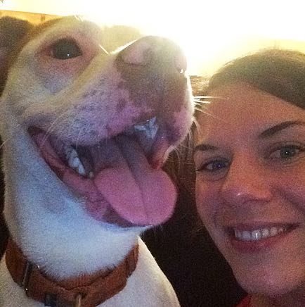 Kim Griffin dog jackrussel-familyphoto