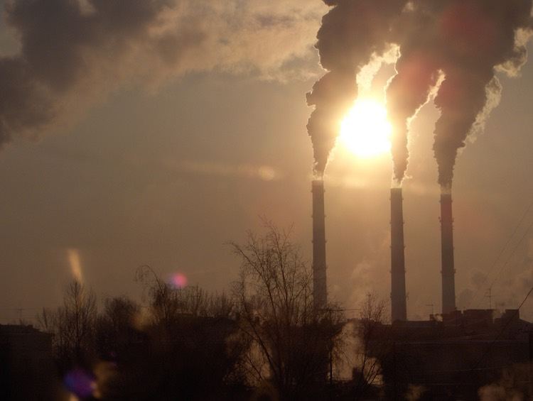 Pollution-smokestack-climate-change-Photo-Credit-otodo-CC-750