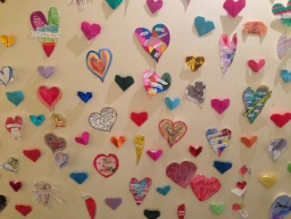 hearts on wall-RaphaelHouse-FB-750