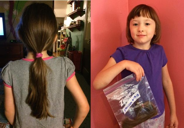 Daelynn-Moore cuts hair for sick kids-Blog-submitted