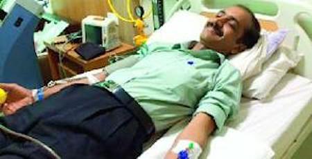 Gopal Vachhani-in-hospital-TimesofIndia-unattributed