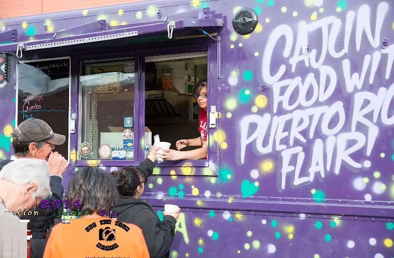 La Gumbo Ya Ya food truck